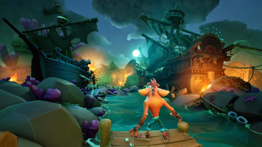 crash bandicoot 4 aventure