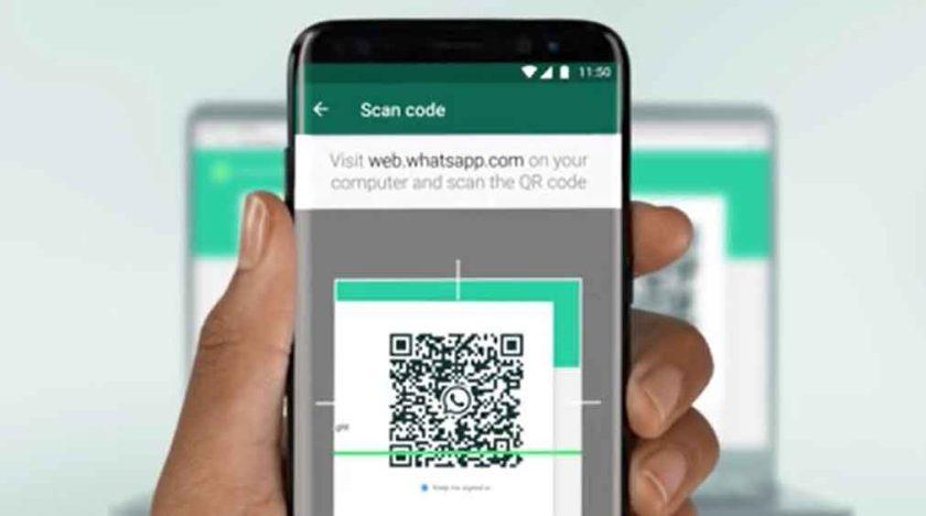 scanner whatsapp web