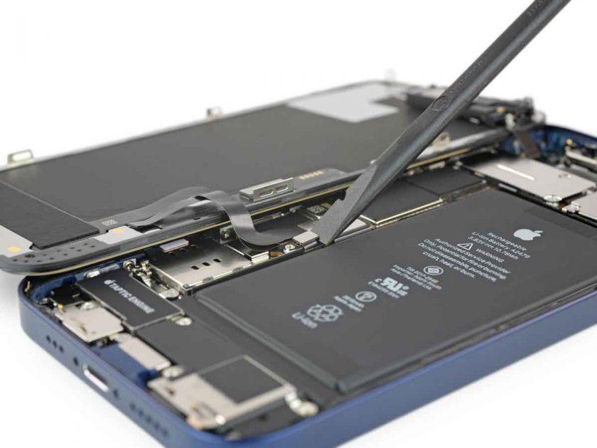 réparation iPhone
