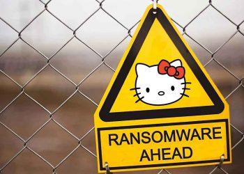 ransomware hellokitty