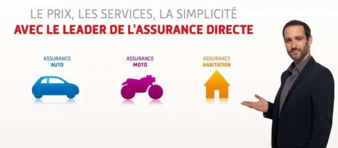direct assurance moto